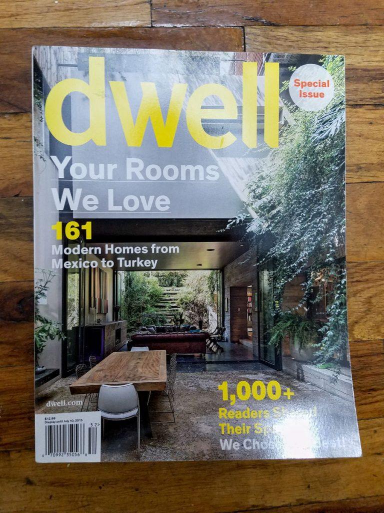 Phillip Van Nostrand Dwell Magazine